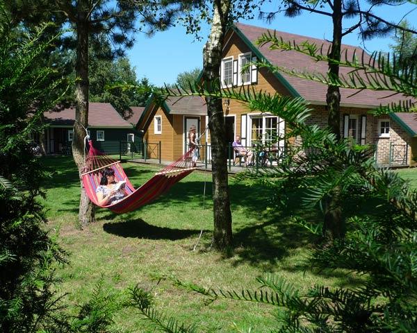 Abifahrten Ferienpark Molenheide- Unterkunft