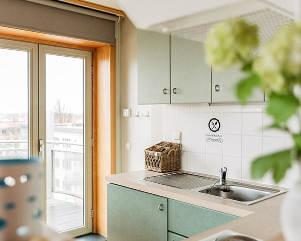 Kursreise C-Aparthotel Zeegalm: Appartement