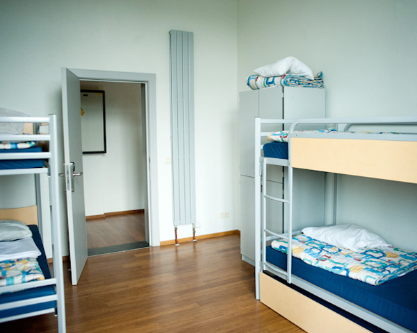 Kursreise Jugendherberge Namur: Zimmerbeispiel