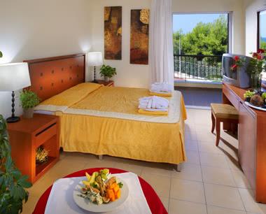 Klassenreise Griechenland Hotel Portes Beach- Zimmerbeispiel