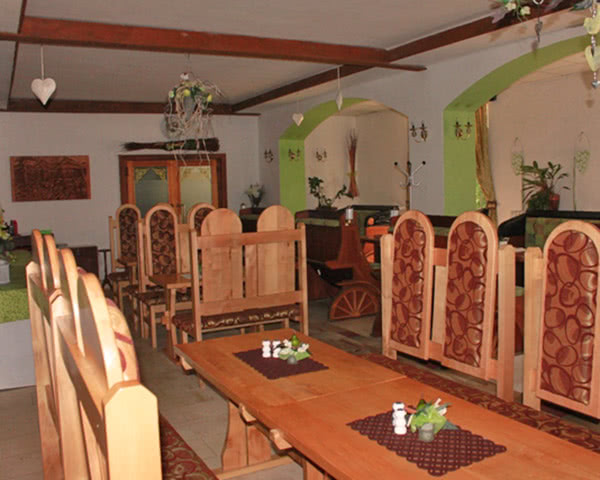 Kursfahrten Penzion Zora- Restaurant