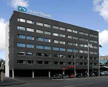 Kursreise Tallinn Hotel Go Shnelli: Außenansicht
