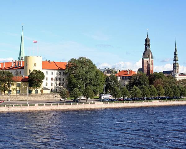 Kursreise Riga: Dom