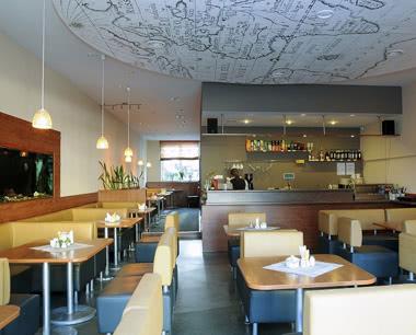 Studienfahrt Vilnius Hotel Europolis: Restaurant