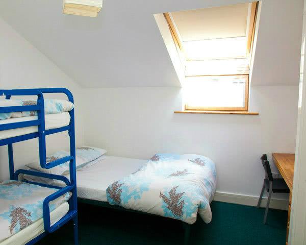 Schulreise Dublin Abraham House: Zimmerbeispiel