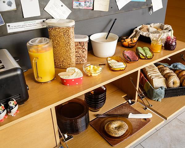 Abifahrt Reykjavík City Hostel- Buffet