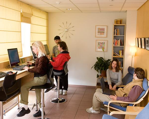 Schülerreise Reykjavík City Hostel: Internet