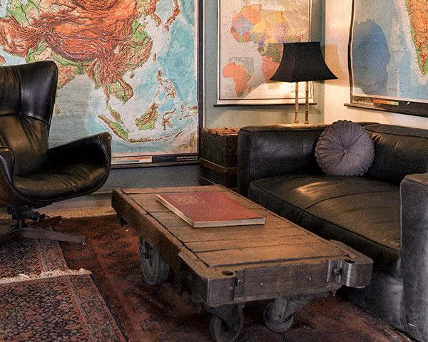 Klassenfahrt Kex Hostel- Lounge