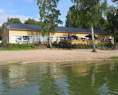 Studienfahrt Ferienpark Hjälmarsee- Restaurant
