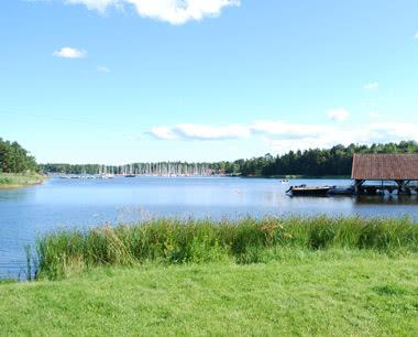 Schülerfahrten Lysingsbadet Västervik Resort- Segelhafen