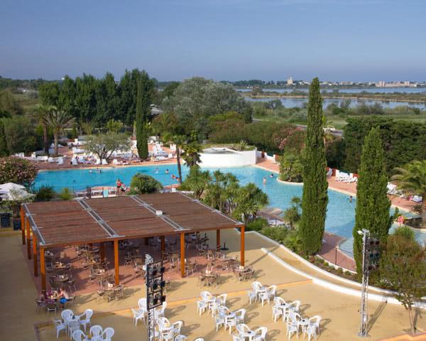 Studienfahrt Ferienpark Camargue- Anlage
