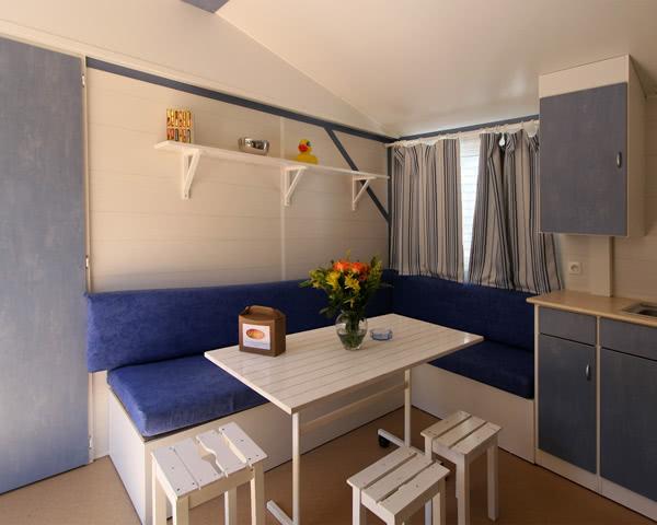 Abireise Ferienpark Camargue: Zimmerbeispiel