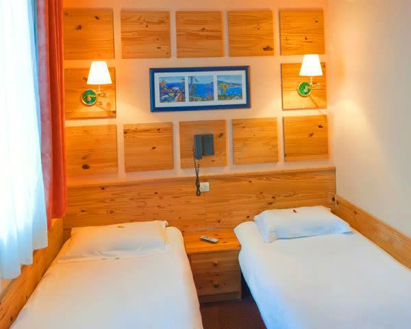 Klassenfahrt Hotel Comté de Nice: Zimmerbeispiel