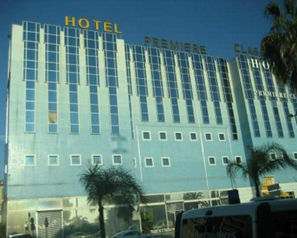 Kursfahrten Hotel Première Classe Nice- Außenansicht