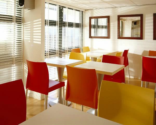 Schülerreise Hotel Première Classe Nice: Frühstück