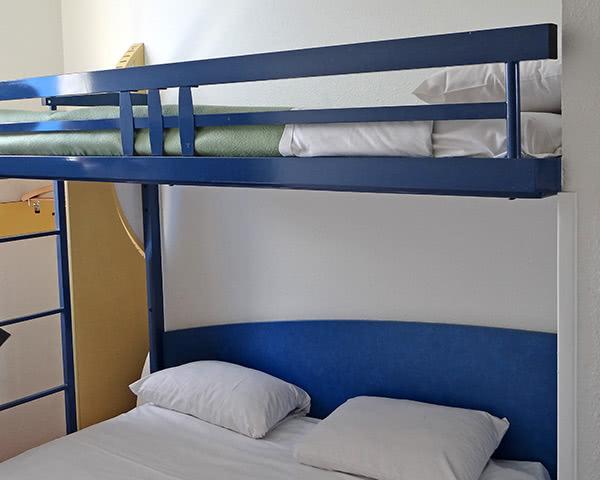Gruppenfahrt Hotel Ibis Budget Colmar Center- Zimmerbeispiel