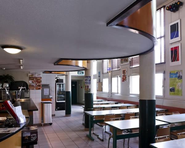 Abireisen Jugendherberge Lyon: Speisesaal