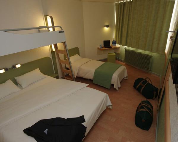 Kursreise 2-Sterne Hotel Lyon: Zimmerbeispiel