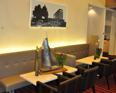 Studienfahrt Novotel Le Havre Bassin Vauban- Restaurant