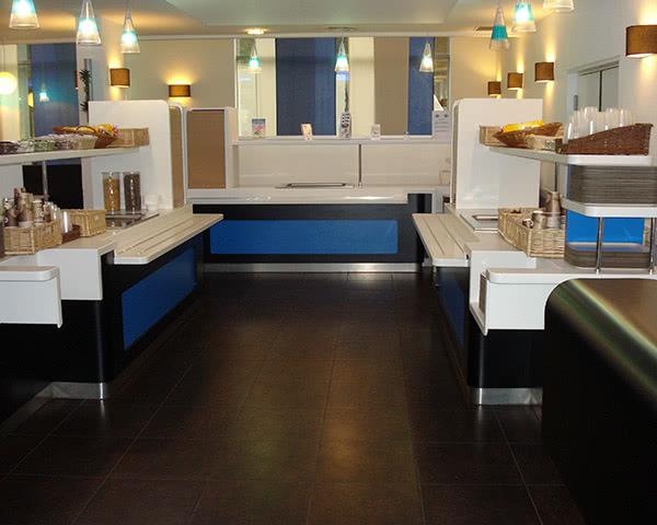 Studienreisen 2-Sterne Ibis Budget Hotel Marseille Prado: Buffet