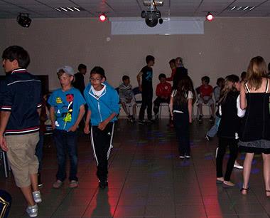 Gruppenreise Jugendherberge Aix-en-Provence: Disco