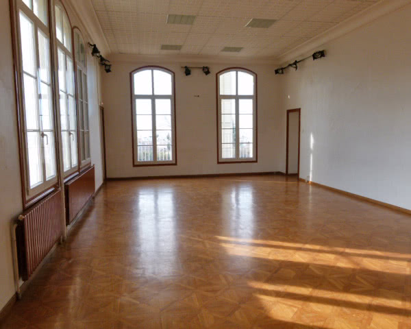 Kursreisen Jugendherberge Château de Bois-Luzy: Diskosaal
