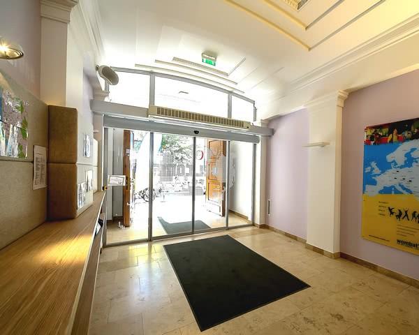 Studienreisen Wombat's City Hostel Budapest: Vorhalle