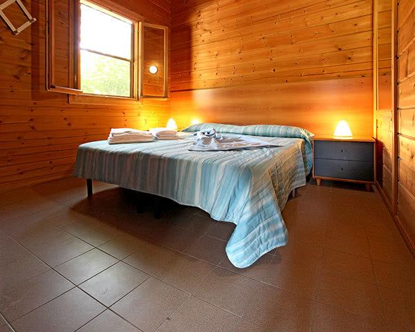 Jugendreise Adriano Camping Village: Zimmerbeispiel