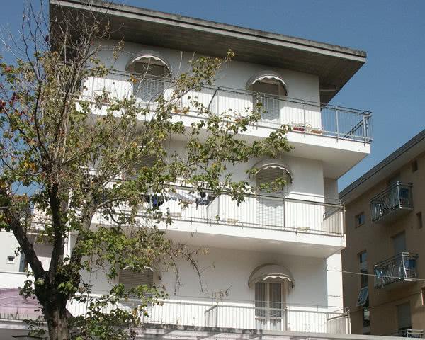 Klassenfahrt Adria - Unterbringungsbeispiel - Bellariva- Mare Rimini