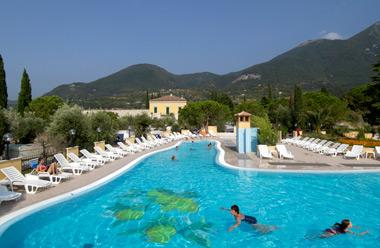 Klassenfahrt Ferienanlage Gardasee