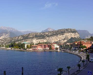 Abifahrten Gardasee 3*** Hotel Ifigenia- Blick aus dem Zimmer
