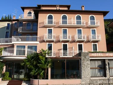 Klassenfahrten Gardasee - Hotelbeispiel
