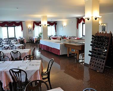 Schulreisen Hotel Aurora: Speisesaal