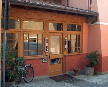 Klassenreise 3*** Hotel Rubino und Doria- Außenansicht