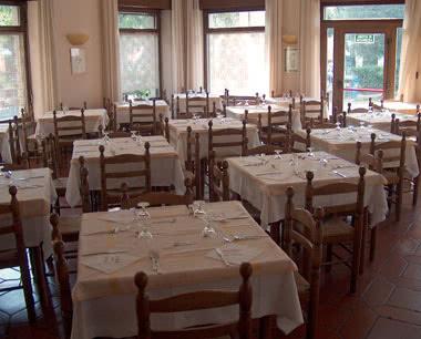 Schulfahrt 3*** Hotel Rubino und Doria: Restaurant