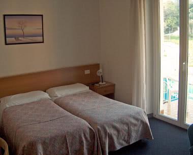 Abireise 3*** Hotel Rubino und Doria- Zimmerbeispiel