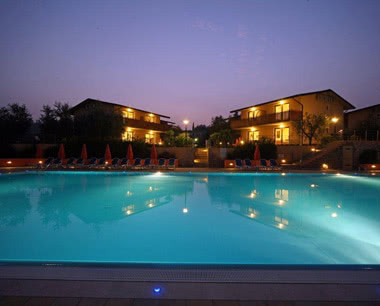 Klassenfahrt Residence Onda Blu Resort- Pool