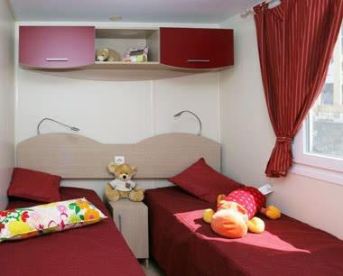 Abschlussreisen Residence Onda Blu Resort: Zimmerbeispiel