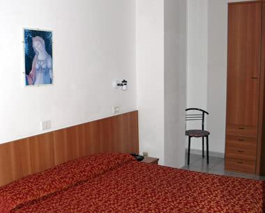 Gemütliches Zimmer zum Hotel
