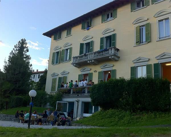 Gruppenreise Ostello Verbania: Außenansicht