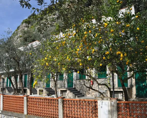 Ferienanlage Bleu Village: Umgebung