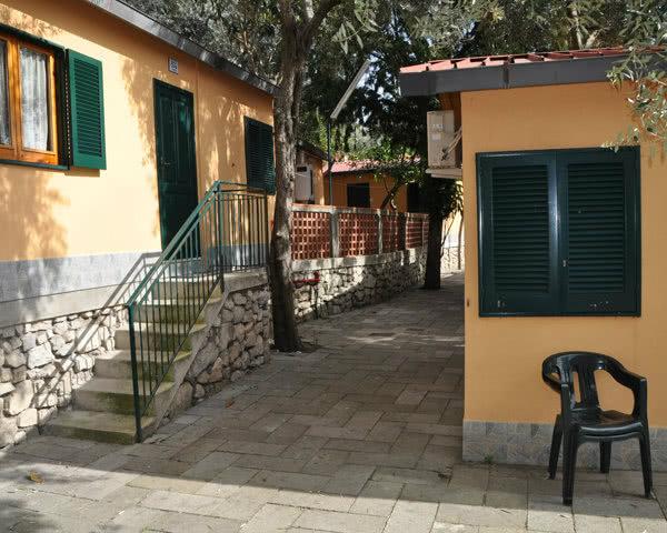 Ferienanlage Bleu Village: Bungalows