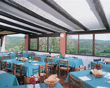 Schulreisen Camping La Liccia: Restaurant
