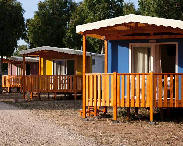 Camping Village Laguna Blu - Unterbringungsbeispiel