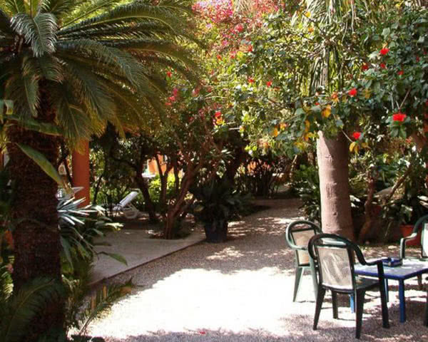 Klassenfahrt Le Palme Garden Villas- Pflanzenwelt