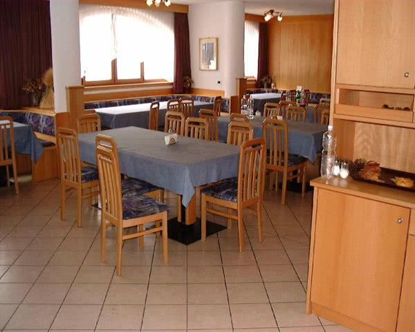 Klassenfahrt Fürstenhof Natz- Speisesaal