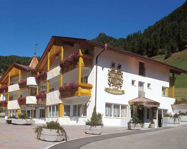 Abireise Rinsbacher Hof: Hotelaußenansicht