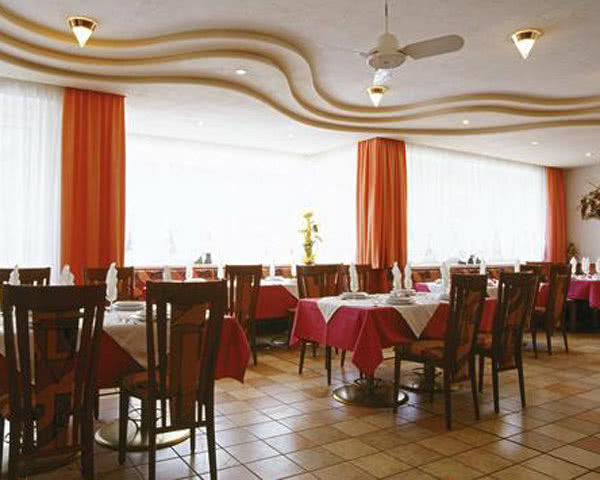 Klassenfahrt Rinsbacher Hof- Restaurant