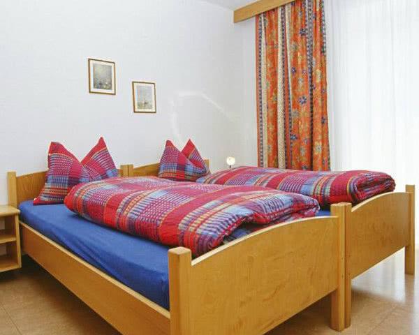 Klassenreisen Rinsbacher Hof- Zimmerbeispiel