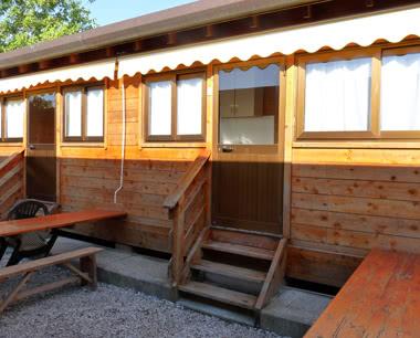 Schulreise Ferienanlage Marina di Massa: Unterkunft